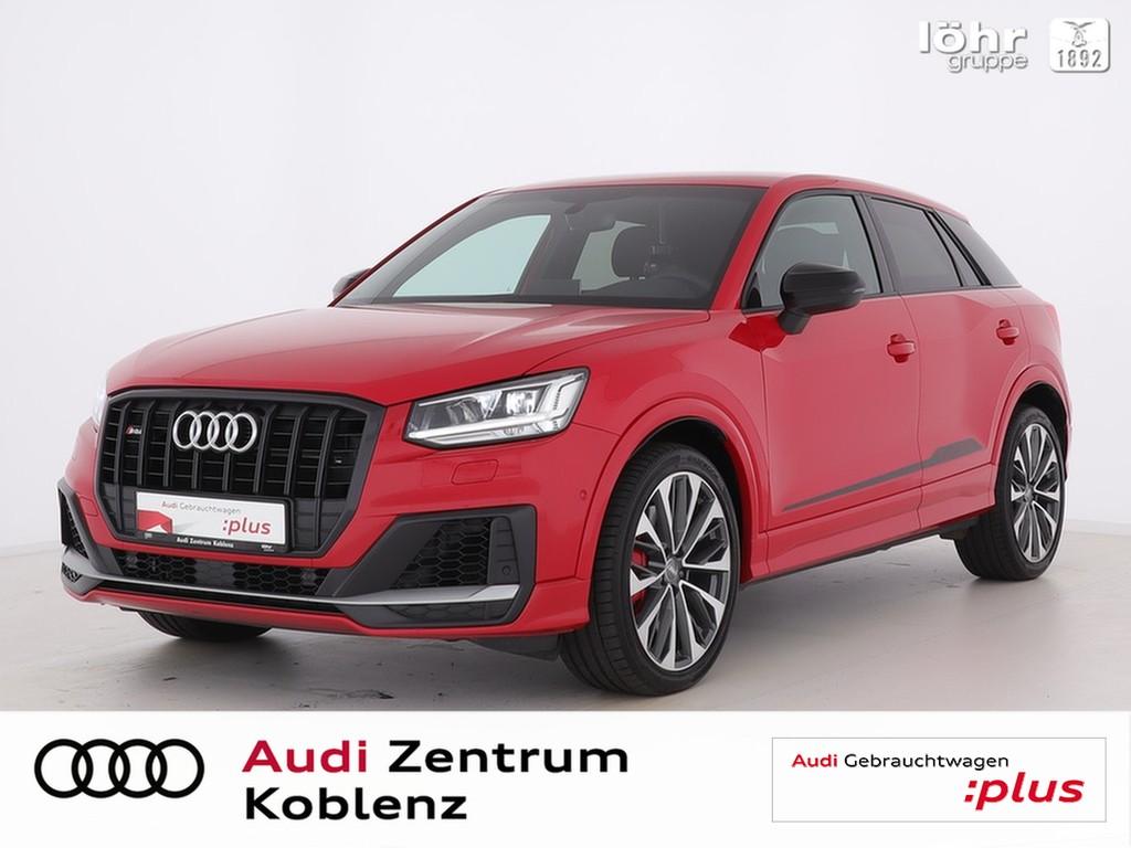 Audi SQ2 TFSI S tronic quattro Navi B&O Virtual, Jahr 2019, Benzin