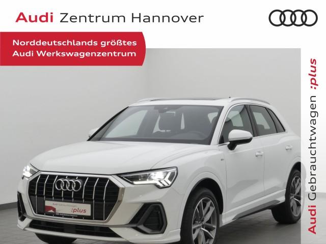Audi Q3 S line 35 TDI S tronic, Jahr 2020, Diesel