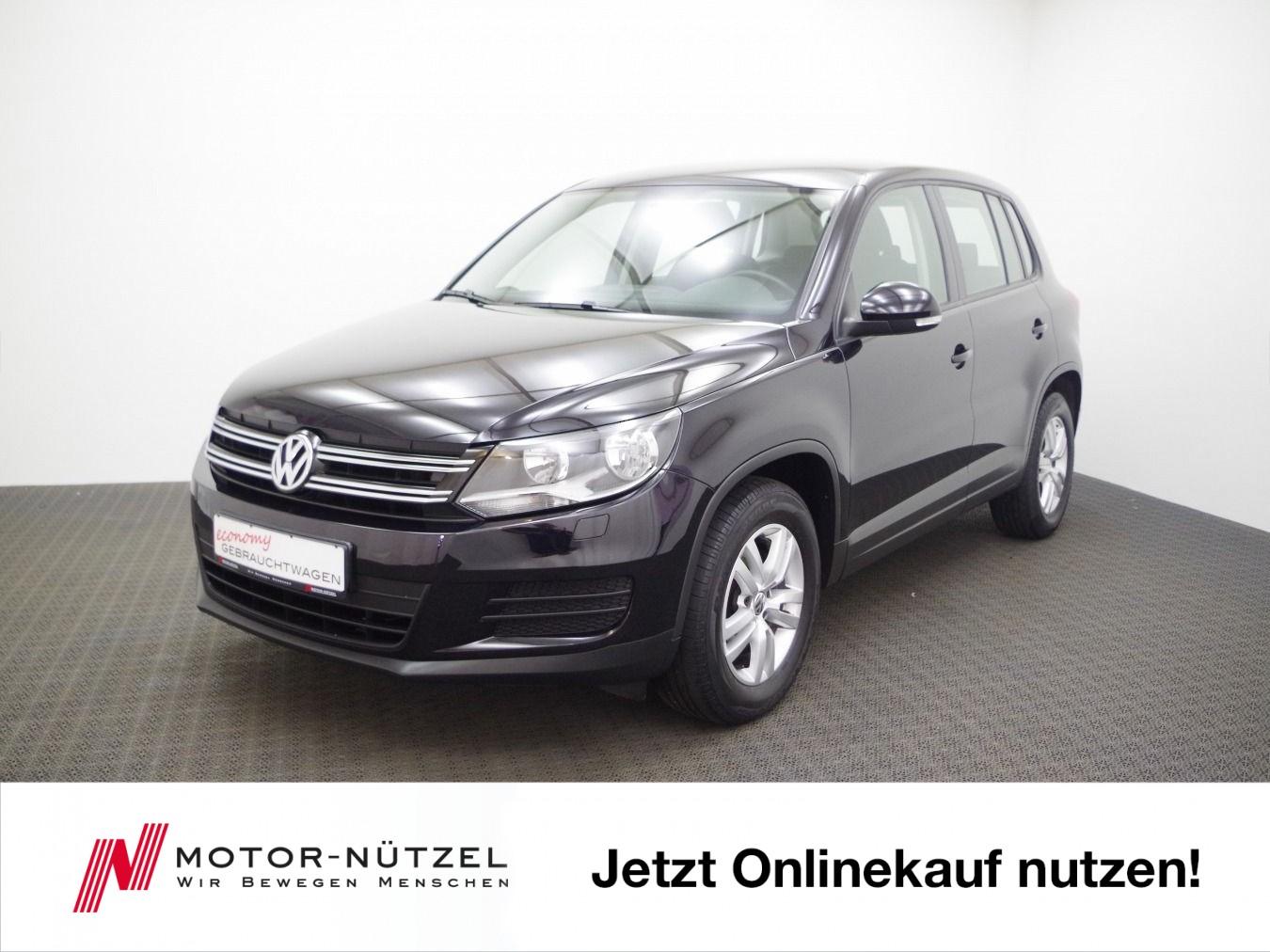 """Volkswagen Tiguan 1.4 TSI TREND & FUN PDC+GRA+MFA+LM 16"""", Jahr 2014, petrol"""