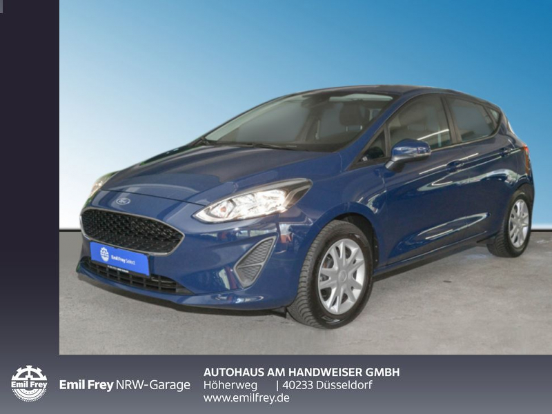 Ford Fiesta 1.1 TREND, Bluetooth, Audiostreaming, Jahr 2018, Benzin