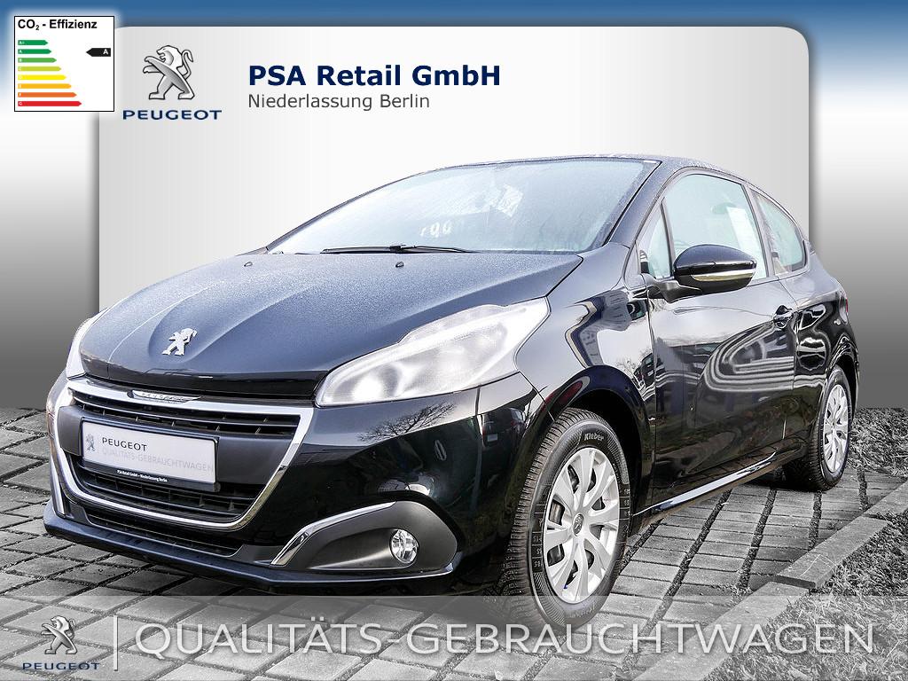 Peugeot 208 Active 1.2 68 VTi PureTech, Jahr 2016, Benzin