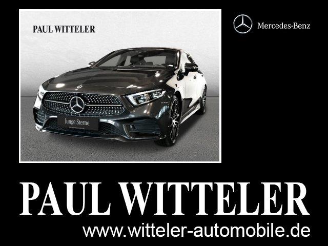 Mercedes-Benz CLS 450 4MATIC Coupé Comand/Memory-Paket/LED/AMG, Jahr 2018, Benzin