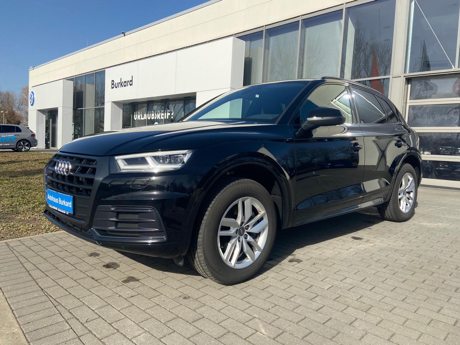 Audi Q5 quattro sport 2.0 TDI 190PS S-tronic, Jahr 2017, Diesel