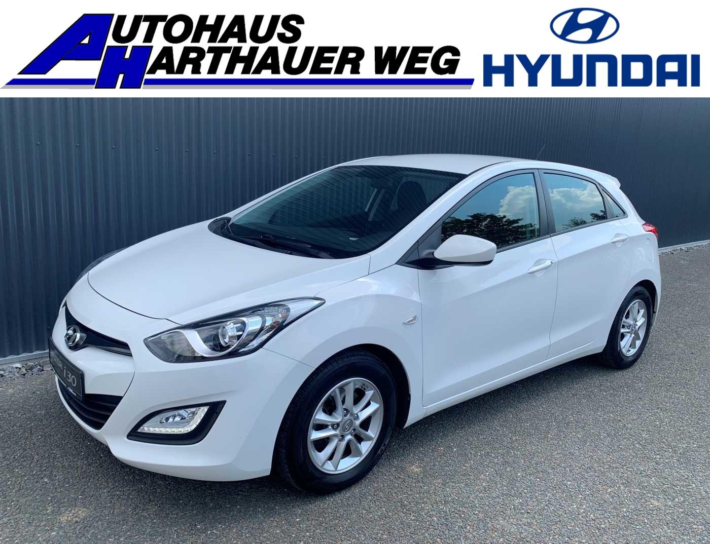 Hyundai i30 1.6 Fifa World Cup Edition Klima PDC, Jahr 2014, Benzin