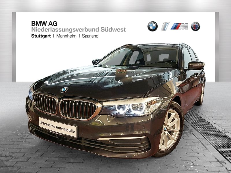 BMW 520d Touring HiFi Pano.Dach Navi Bus. D.Assist+, Jahr 2017, Diesel