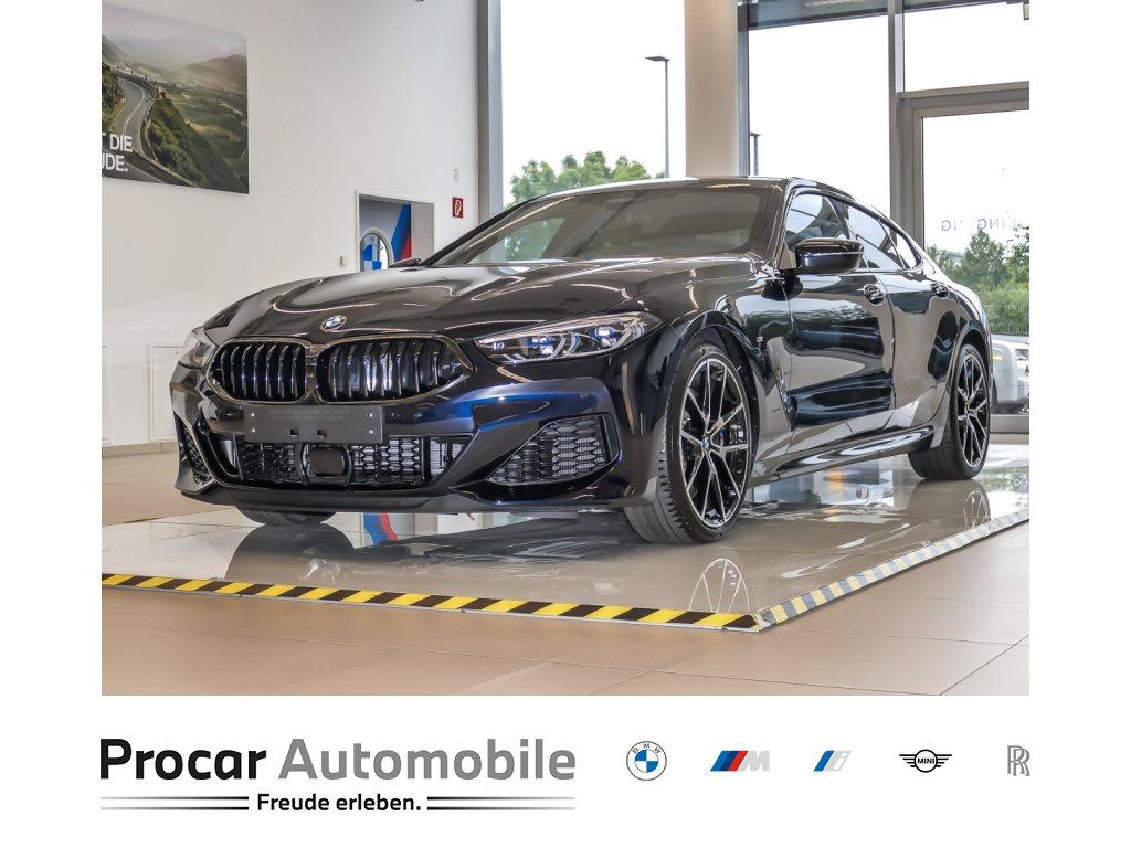 BMW M850i xDrive Gran Coup Head-Up DAB Aktivlenkung, Jahr 2021, Benzin