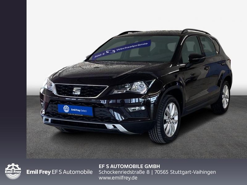 Seat Ateca 1.6 TDI Style Exterior Paker Schwarz,, Jahr 2019, Diesel