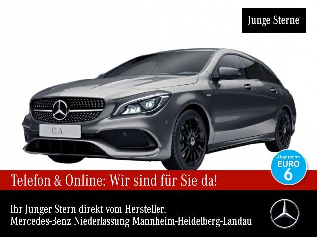 Mercedes-Benz CLA 250 SB UrbanStyle Edition Urban AMG Pano LED, Jahr 2018, Benzin