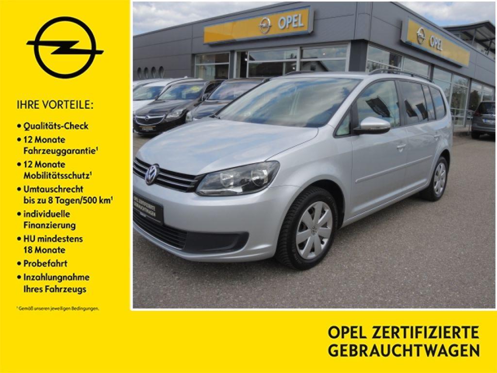 Volkswagen Touran 1.4 TSI Comfortline, Jahr 2012, Benzin