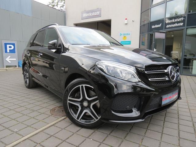 Mercedes-Benz GLE 43 AMG 4Matic/Airm Led/360°/Acc/Ahk/Sthz/Nig, Jahr 2016, Benzin