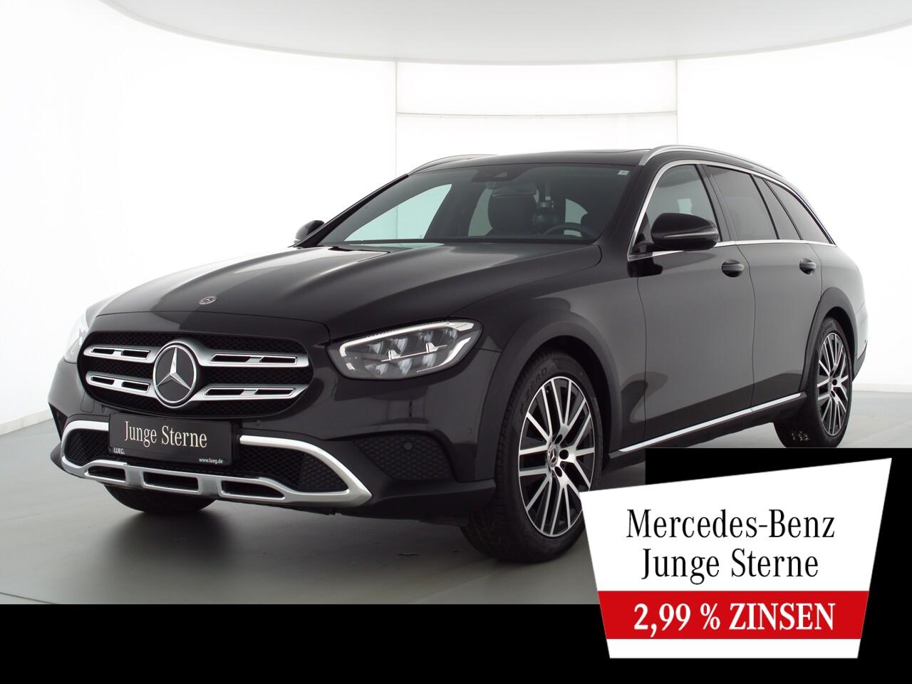 Mercedes-Benz E 200 T 4M All-Terrain MBUX+SHD+LED+Airm+Wide+RK, Jahr 2020, Benzin