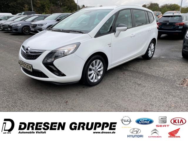 Opel Zafira Tourer C Active 1.4 Navi+Tempomat+PDC, Jahr 2014, Benzin