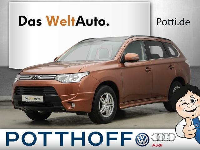 Mitsubishi Outlander 2.0 MIVEC Invite 2WD Tempomat Bluetooth, Jahr 2013, Benzin