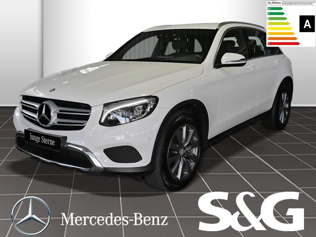 Mercedes-Benz GLC 250 d 4MATIC Exclusive LED/Comand/Spiegel-Pk, Jahr 2016, Diesel