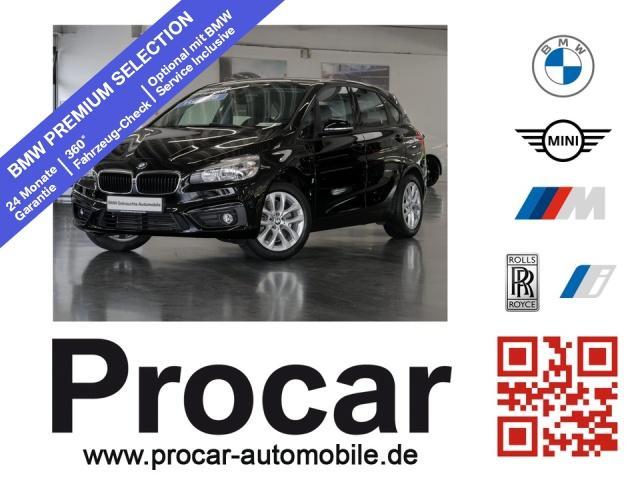 BMW 225 Active Tourer xe Active Tourer iPerformance Aut Navi PDC, Jahr 2017, Hybrid