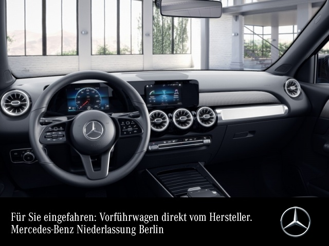 Mercedes-Benz GLB 180 d LED Kamera Laderaump Spurhalt-Ass PTS, Jahr 2020, Diesel