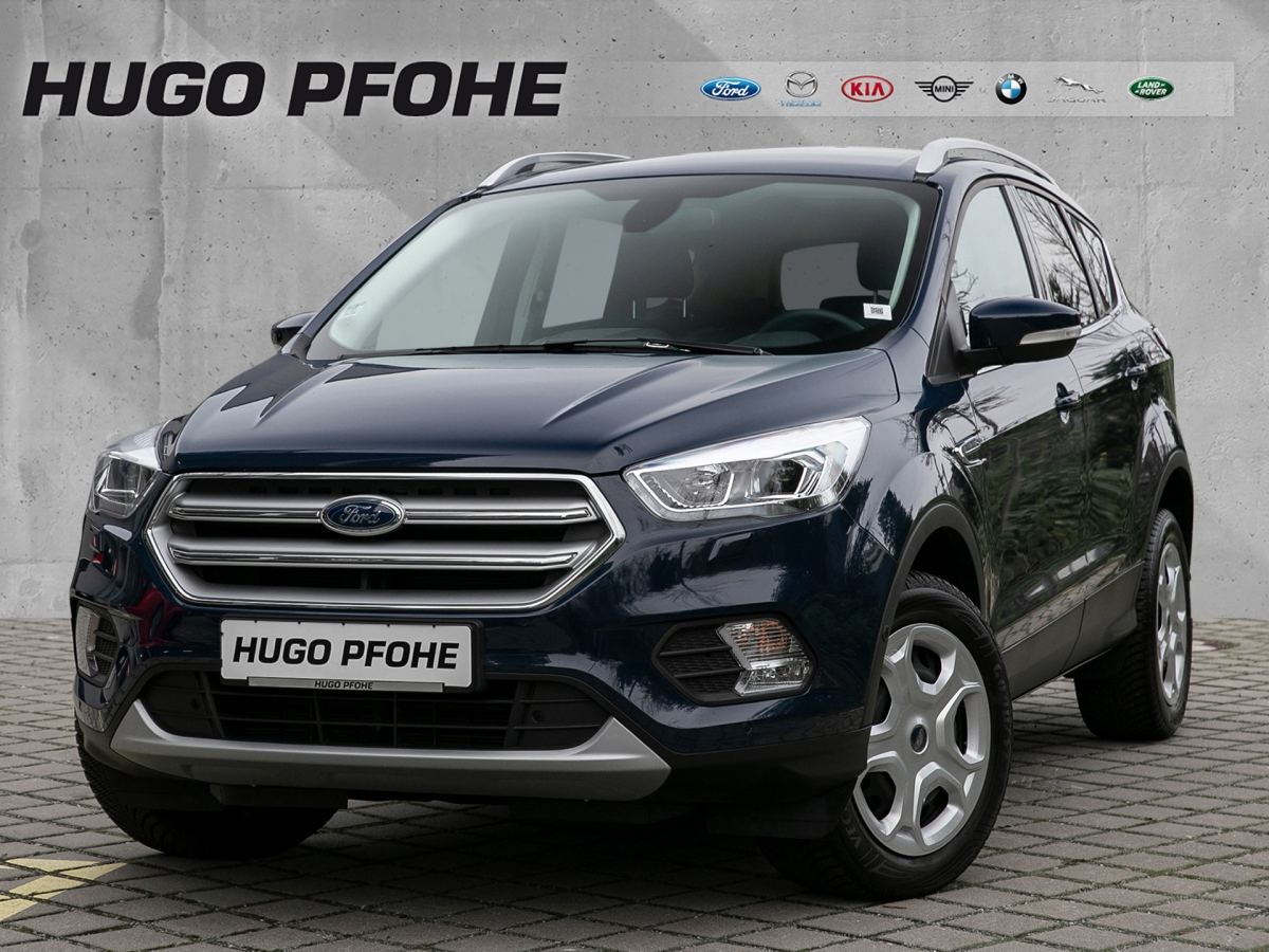 Ford Kuga COOL & CONNECT - UPE 30.630 EUR *nur 9.325, Jahr 2019, Benzin