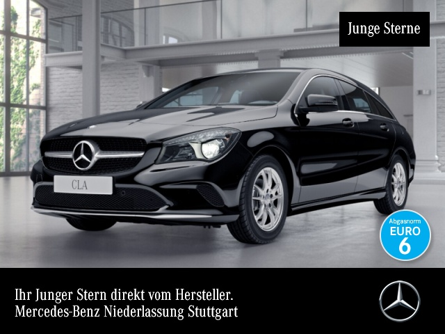 Mercedes-Benz CLA 180 d SB Navi Sitzh Chromp, Jahr 2016, Diesel
