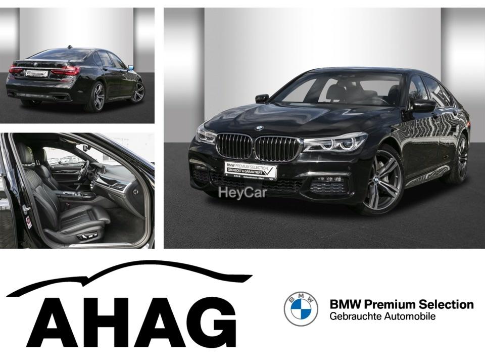 BMW 730d xDrive M Sportpaket Komfortsitze HUD Standh, Jahr 2018, Diesel