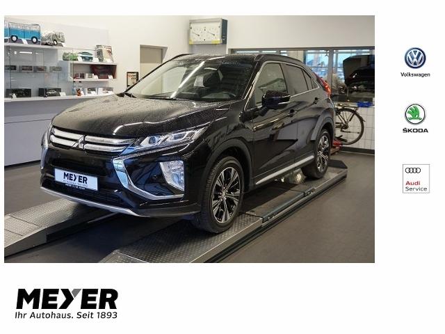 Mitsubishi Eclipse Cross Intro Edition 2WD 1.5 TSI *Klimaau, Jahr 2018, Benzin