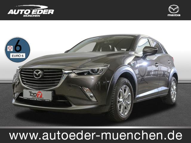 Mazda CX-3 1.5 SKYACTIV-D 105 Exclusive-Line Bluetooth, Jahr 2016, Diesel