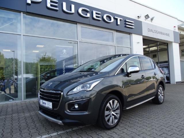 Peugeot 3008 Allure 2.0 BlueHDi 150 Navi PDCv+h Euro 6, Jahr 2016, Diesel