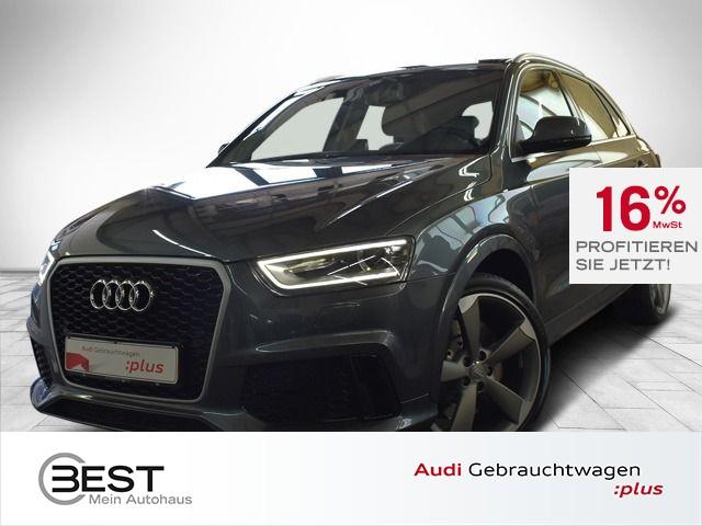 Audi RS Q3 2.5 TFSI quattro ROTOR, LEDER, NAVI-PLUS, Jahr 2014, Benzin
