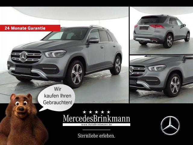 Mercedes-Benz GLE 300 d 4M LED/AHK/BURMESTER/360°KAMERA/MBUX, Jahr 2020, Diesel