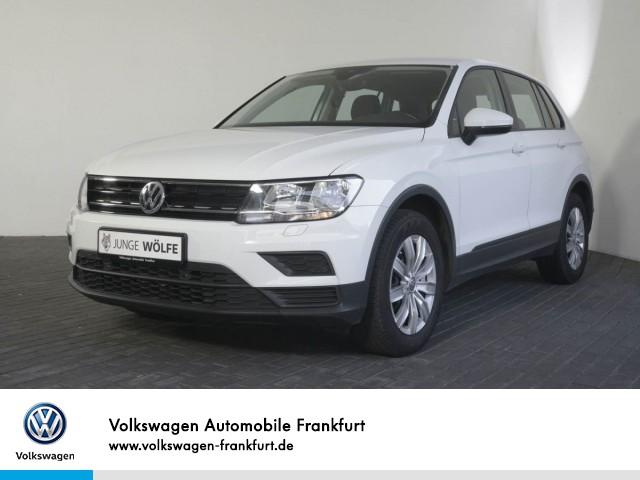 Volkswagen Tiguan 1.4 TSI Trendline Klima Winterpaket, Jahr 2017, Benzin