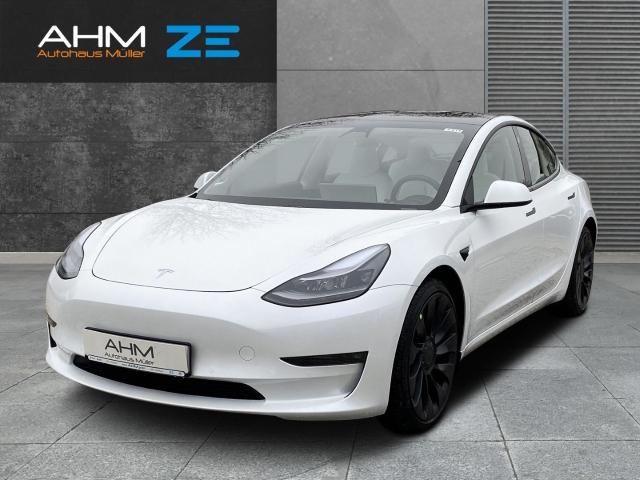 Tesla Model 3 Performance AWD Gen2- Facel. 1299 Monat, Jahr 2020, Elektro