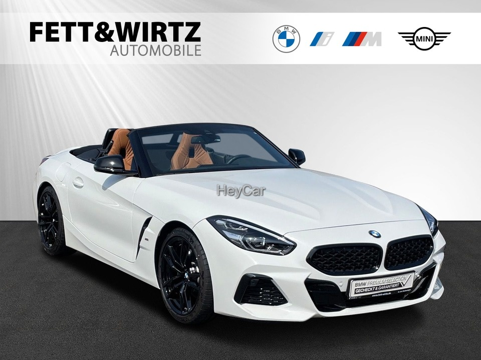 BMW Z4 sDrive20i M Sport HiFi Leder LC-Prof. 19'' DA, Jahr 2020, Benzin