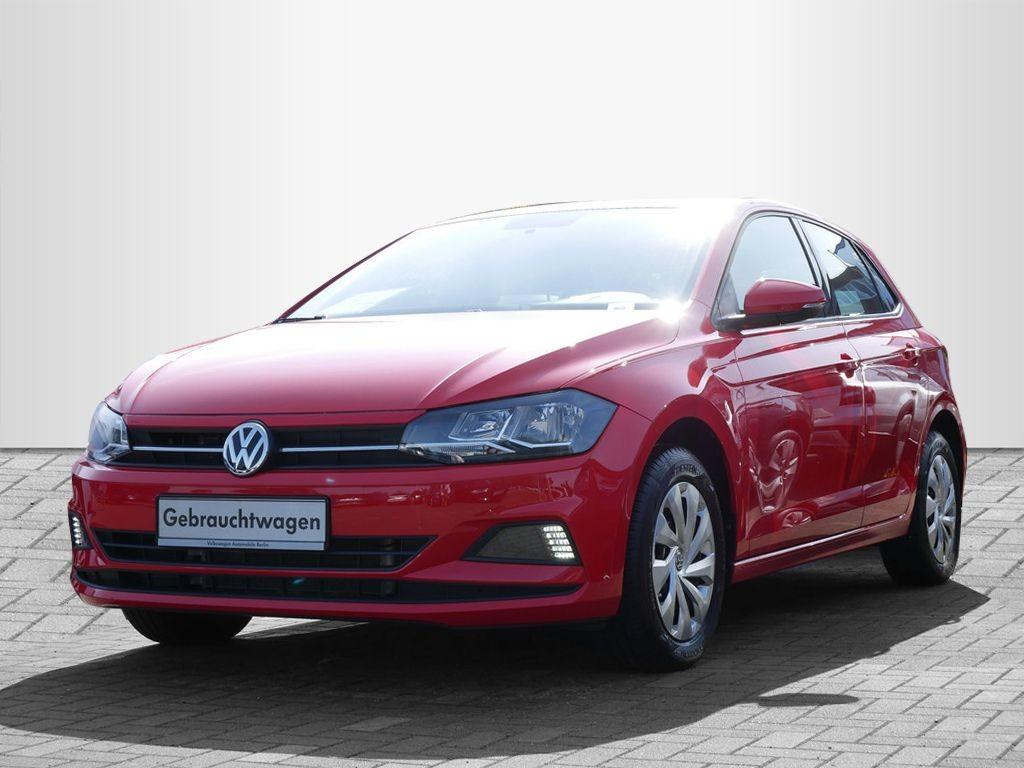 Volkswagen Polo 1.0TGI Comfortline KLIMA MFA, Jahr 2018, Gas