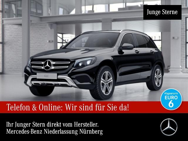 Mercedes-Benz GLC 220 d 4M COMAND ILS LED HUD Spurhalt-Ass PTS, Jahr 2017, Diesel