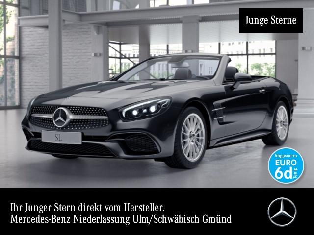 Mercedes-Benz SL 400 AMG Pano COMAND ILS LED Airscarf Kamera 9G, Jahr 2019, Benzin