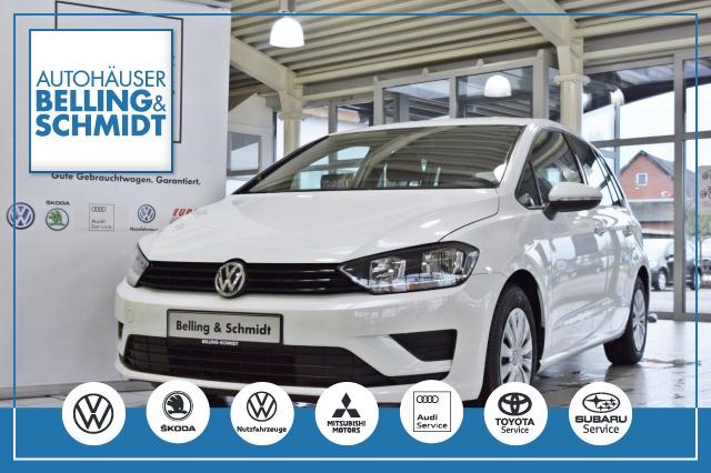 Volkswagen Golf Sportsvan 1.2TSI Klima Radio, Jahr 2015, Benzin