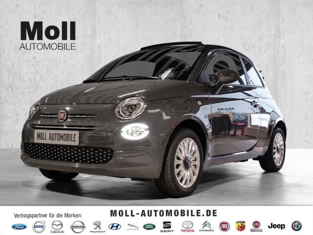 Fiat 500C Serie 8 Hybrid - Lounge inkl. WKR DAB+, Klima, Apple LED-Tagfahrl. Multif.Lenk. RDC Temp, Jahr 2020, Benzin