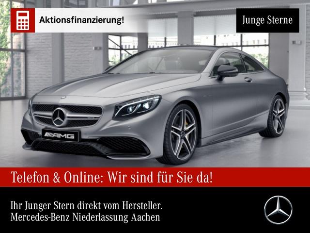Mercedes-Benz S 63 AMG Cp. 4M Keramik Carbon Driversp Carbon, Jahr 2018, Benzin