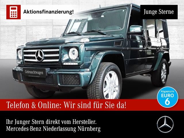 Mercedes-Benz G 350 d Stdhzg COMAND SHD AHK Xenon Kamera PTS, Jahr 2017, Diesel