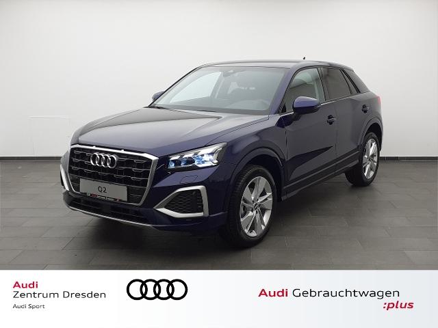 Audi Q2 advanced 35 TFSI S tronic *sofort**phonebox*, Jahr 2021, Benzin