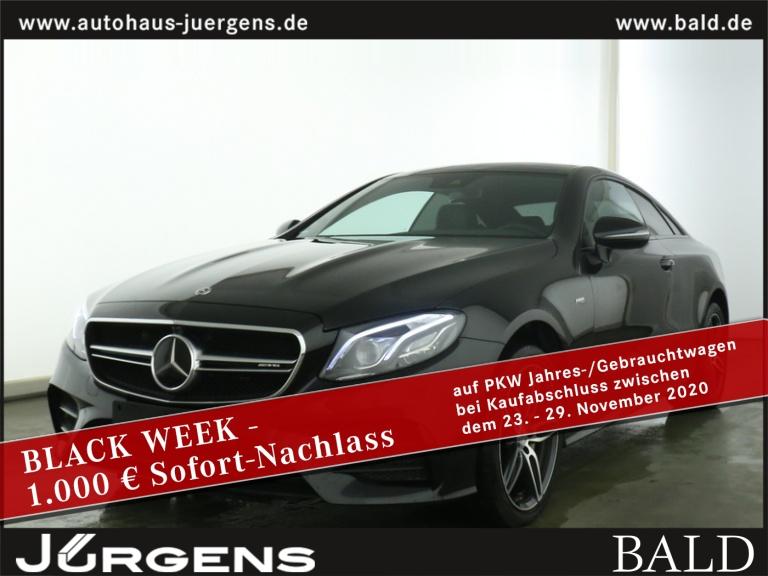 Mercedes-Benz AMG E 53 4MATIC+ Coupé Burmester+Comand, Jahr 2020, Benzin