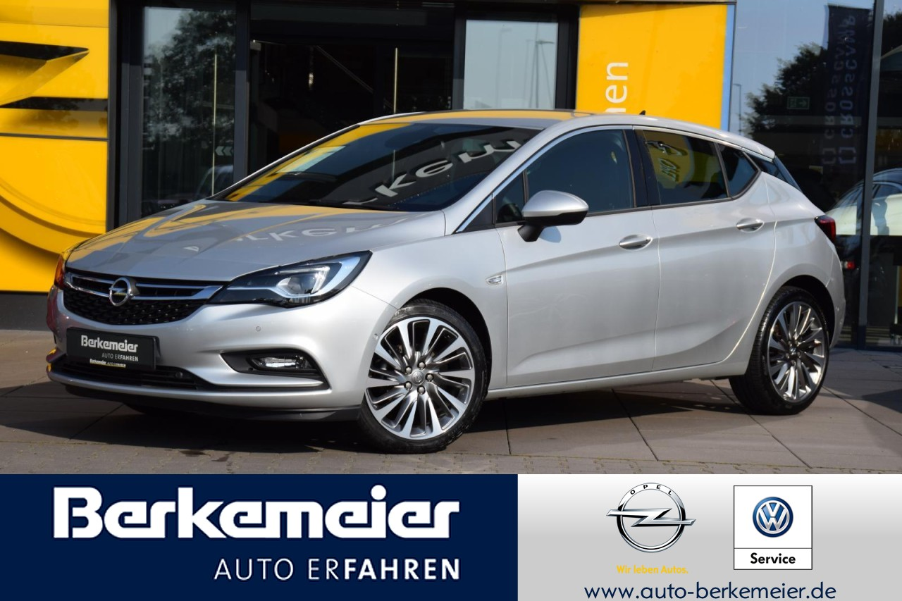 Opel Astra Ultimate 1.4 Leder/Navi/Kamera/OPC-Line, Jahr 2019, Benzin