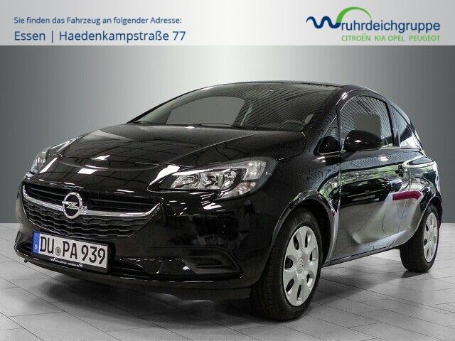Opel Corsa E Edition 1.2+Van-Umbau+Klima+PDC+BT, Jahr 2018, Benzin