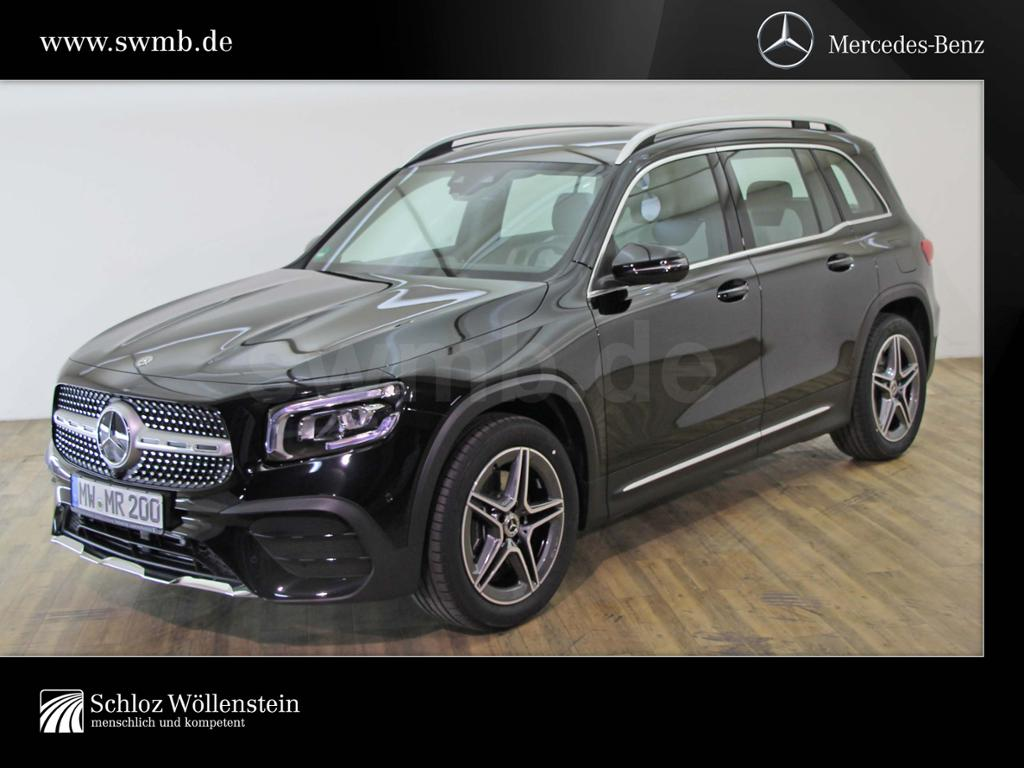 Mercedes-Benz GLB 250 4MATIC AMG/LED/MBUX/RfCam/Sitzhz/Totwink, Jahr 2019, Benzin