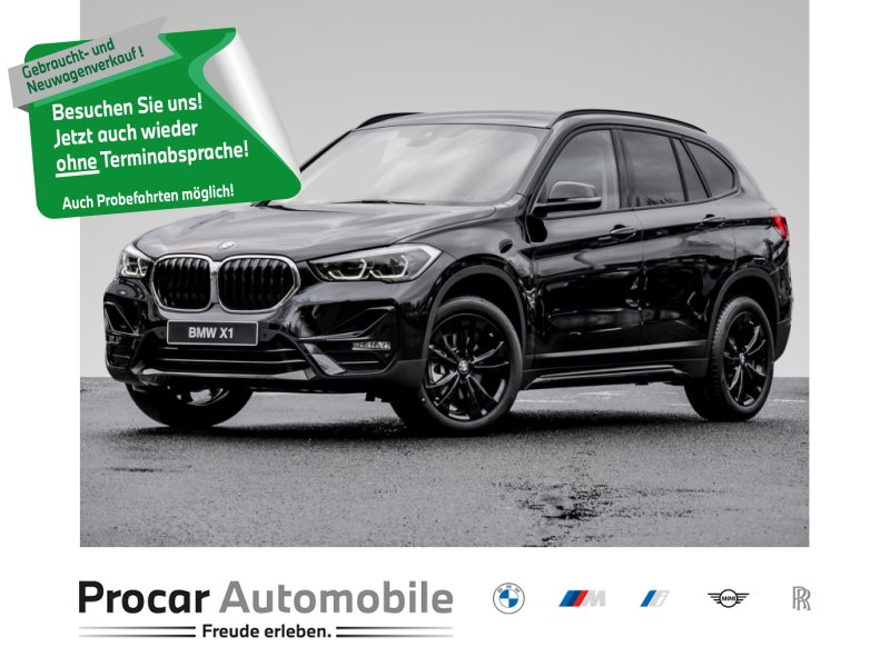 BMW X1 xDrive18d LED+M LENKRAD+HIFI+HEAD UP+PARKASSISTENT, Jahr 2021, Diesel