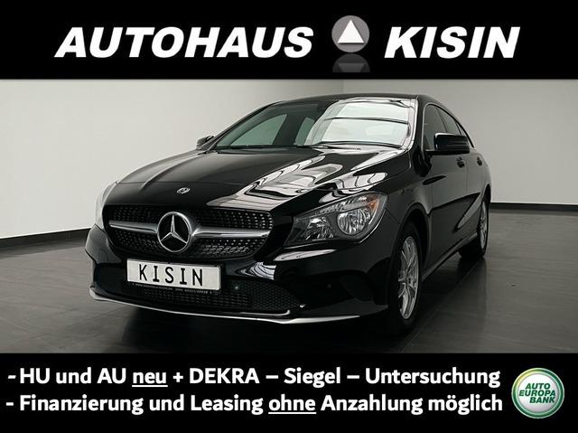 Mercedes-Benz CLA 180 Shooting Brake /Navi /PDC/EU6D-Temp, Jahr 2019, Benzin