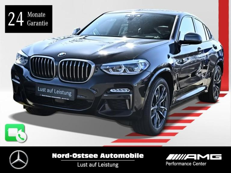BMW X4 M40 d Navi Pano Kamera Standheizung PDC SHZ, Jahr 2018, Diesel