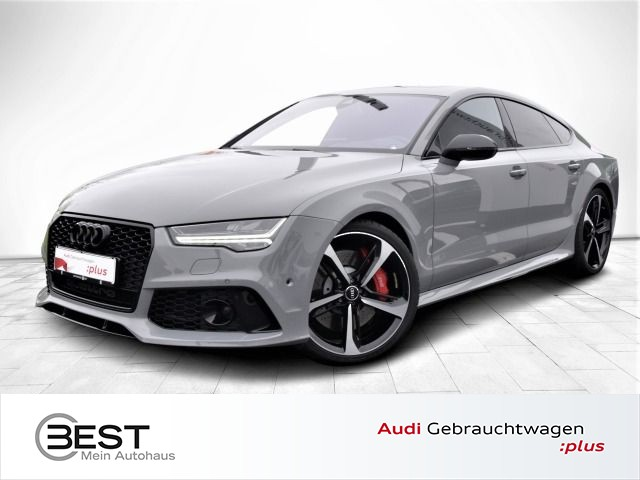 Audi RS7 Sportback 4.0 TFSI quattro DYNAMIC, MATRIX, PANO, HEAD-UP, Jahr 2015, Benzin