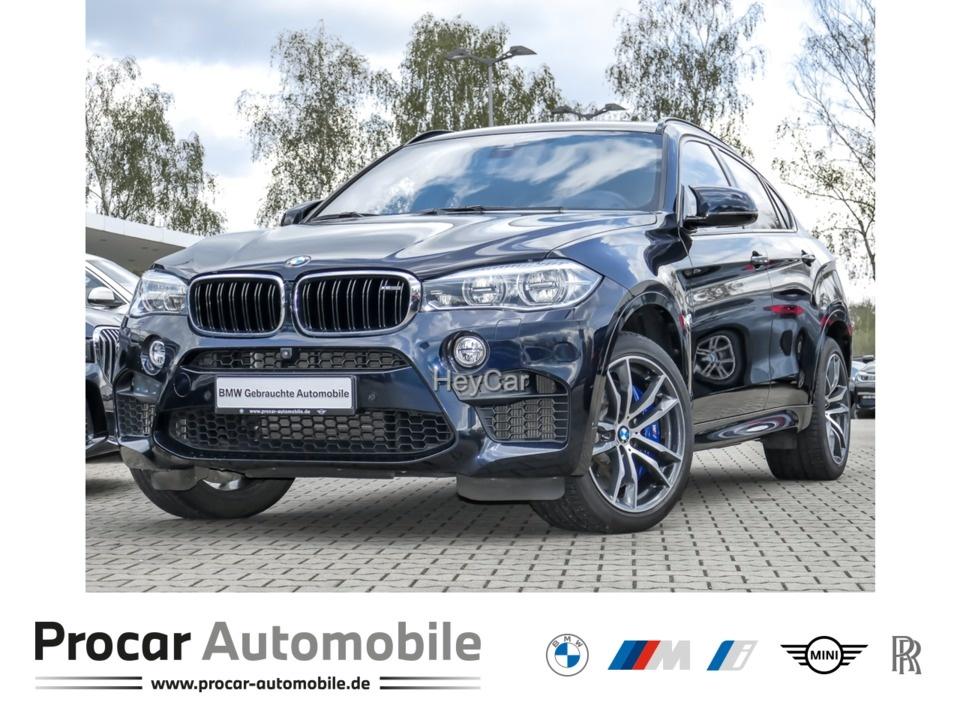 BMW X6 M Navi Prof. Standhzg. Klimaaut. Glasdach AHK, Jahr 2018, Benzin