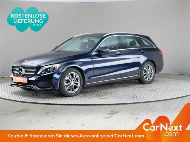 Mercedes-Benz C 200 d T 7G-TRONIC Avantgarde LED, Jahr 2016, Diesel