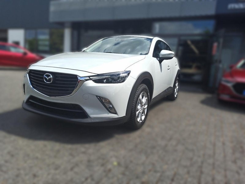Mazda CX-3 2.0 G-120 Exclusive-Line *Navi*LED*Klimaa*PDC hi*, Jahr 2016, Benzin
